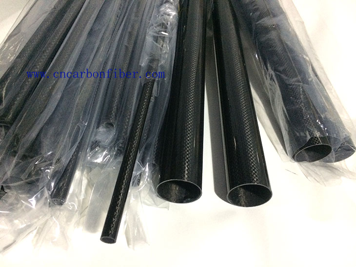 carbon fiber rods and tubes