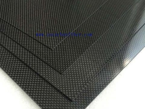2 5mm carbon fiber sheet 400x500mm for sale