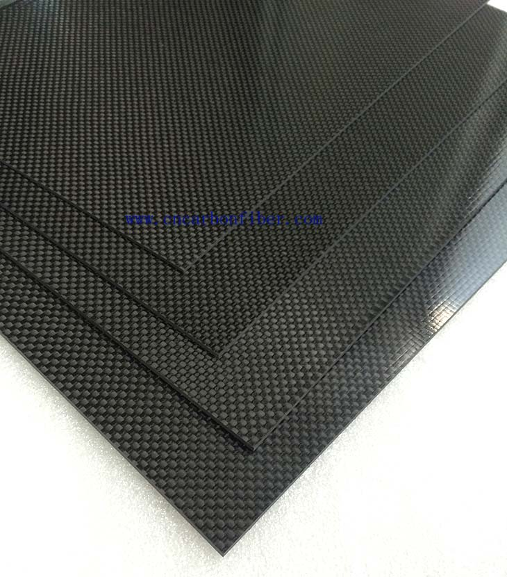 2.5mm carbon fiber sheet