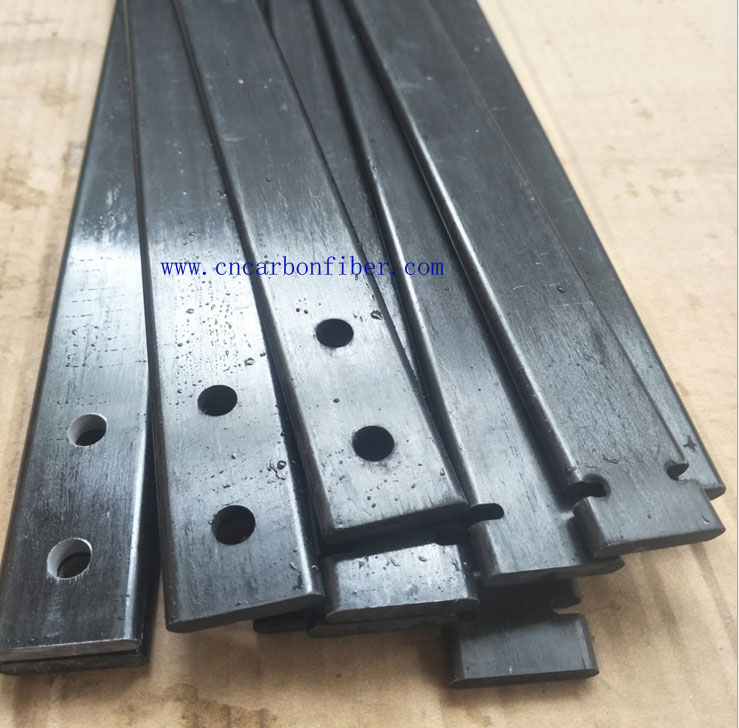 pultruded carbon fiber strips