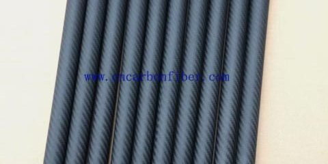 3K-twill-taper-carbon-tubes