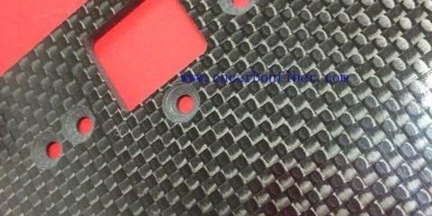 Customize cnc cutting for RC racing car Chassis parts