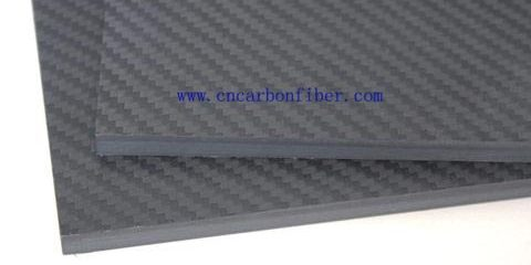5mm 6mm carbon fiber sheet plate boards for machine parts equipment parts