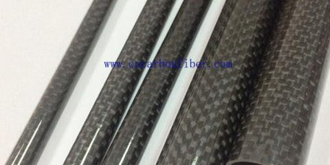 "0.35"" 0.39"" 0.43"" 0.47"" real 100% carbon fiber composite pipes made in China"