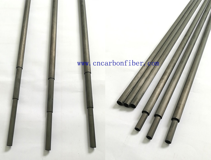 telescoping carbon tube