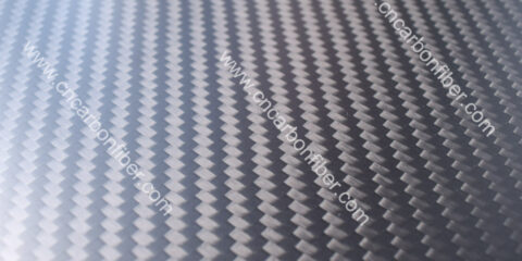 CNC cutting 3K twill matte carbon fiber sheet
