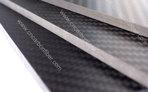6.0mm 3K full carbon fiber sheet