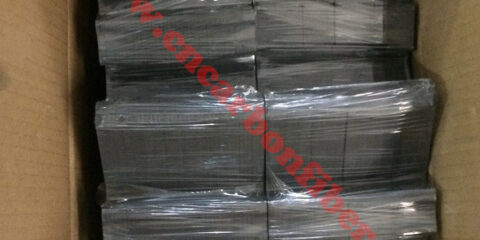 OEM Carbon FIber Parts With CNC Cutting