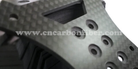 Professional CNC Machine Carbon Fiber Sheet