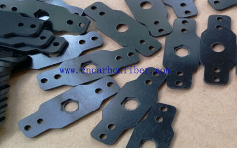3K Carbon Fiber Toys Drone Cutting Parts