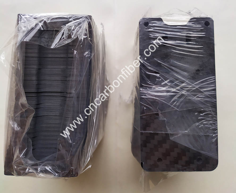 3K carbon fiber CNC cutting parts services