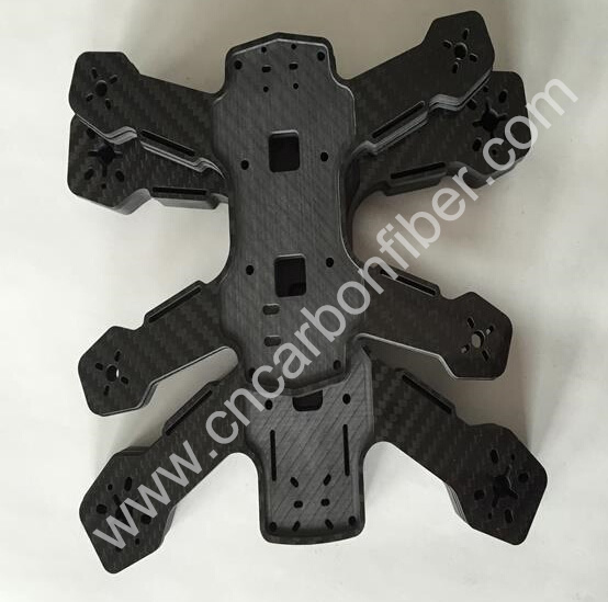 carbon fiber sheet cutting for RC
