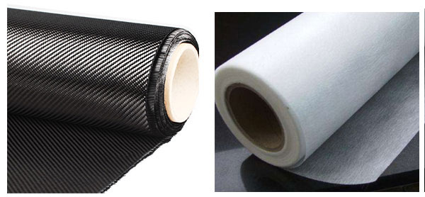 difference of Fiberglass and carbon fiber