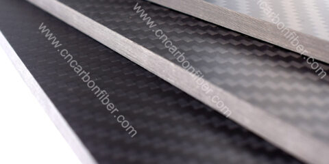3K carbon fiber CNC cutting parts
