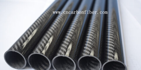 High Strength 3k Glossy Carbon Fiber Sheet