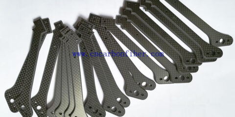 Carbon Fiber FPV Quadcopter Drone Parts