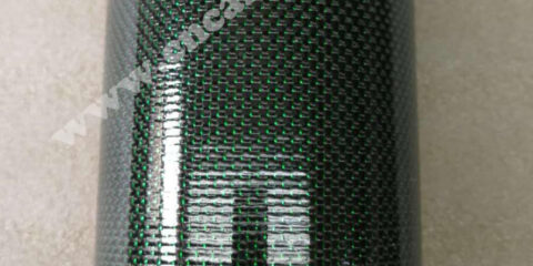 green carbon fiber tube,color carbon fiber